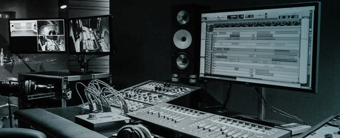 Our New Music Studio