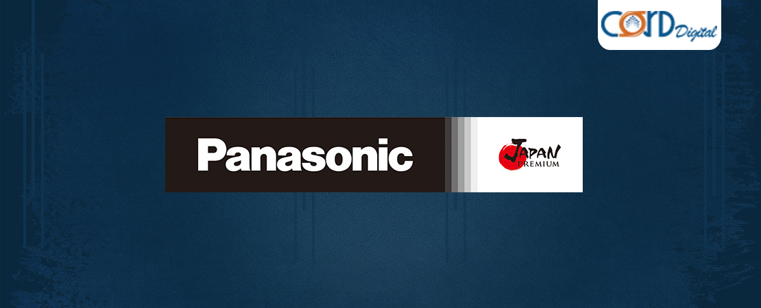 Cooperating with Panasonic Corporation