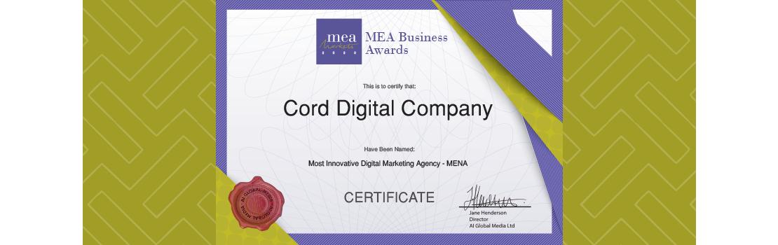mea award