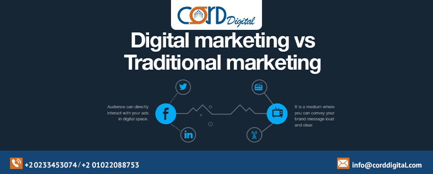 2- E-marketing and traditional marketing