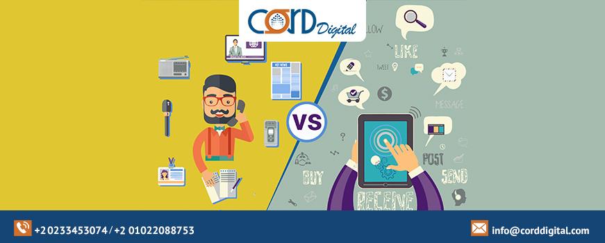 3- E-marketing and traditional marketing